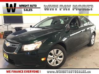 Used 2014 Chevrolet Cruze 1LT|BLUETOOTH|KEYLESS ENTRY|66,946 KMS for sale in Cambridge, ON