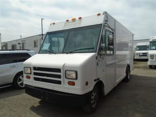 Used 2003 Ford E350 14 FOOT STEP VAN for sale in Mississauga, ON