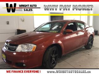 Used 2012 Dodge Avenger R/T|HEATED SEATS| 117, 605 KMS for sale in Cambridge, ON