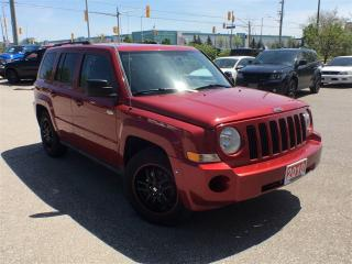Used 2010 Jeep Patriot NORTH**POWER SUNROOF**KEYLESS ENTRY** for sale in Mississauga, ON