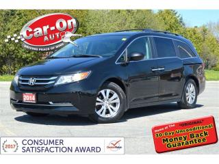 Used 2014 Honda Odyssey EX 8 PASSENGER REAR CAM PWR DOORS LOADED for sale in Ottawa, ON