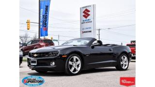 Used 2012 Chevrolet Camaro 2LT RS 45th Anniversary for sale in Barrie, ON