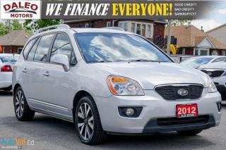 Used 2012 Kia Rondo EX | POWER MOONROOF | HEATED SEATS | BLUETOOTH | for sale in Hamilton, ON