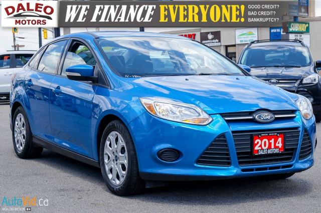 2014 Ford Focus SE| ONLY 48 KMS | USB INPUT| CERTIFIED