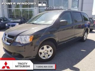 Used 2012 Dodge Grand Caravan SXT  -  Power Windows for sale in Port Coquitlam, BC