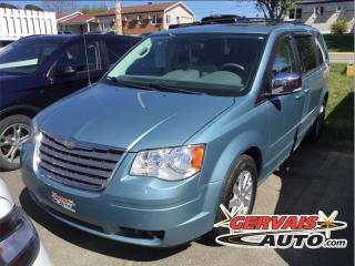 Used 2010 Chrysler Town & Country Touring Stow&go 7 for sale in Saint-georges-de-champlain, QC