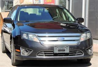 Used 2011 Ford Fusion SEL for sale in Etobicoke, ON