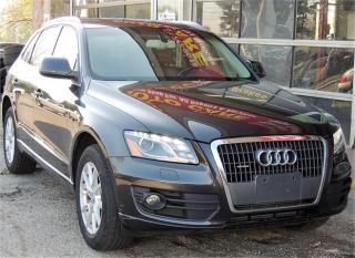 Used 2012 Audi Q5 2.0L Premium Plus for sale in Etobicoke, ON