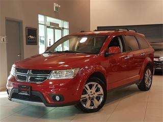 Used 2014 Dodge Journey R/T AWD **NAVI-CAM-TD/DVD-7 PASSENGER LEATHER** for sale in York, ON