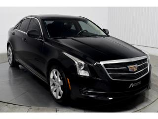 Used 2015 Cadillac ATS En Attente for sale in Saint-constant, QC