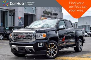 Used 2017 GMC Canyon 4WD Denali |Crew|Nav|Bedliner|TonneauCover|BackUpCam|TowHitch|20