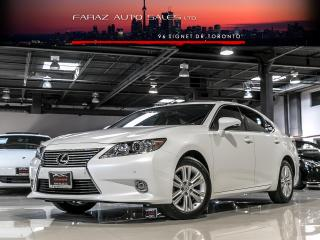 Used 2015 Lexus ES 350 NAVI REAR CAM BLINDSPOT COOLED SEATS FULLY LOADED for sale in North York, ON
