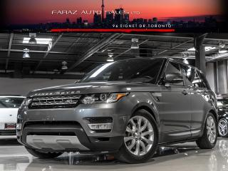 Used 2015 Land Rover Range Rover Sport 7PASS|HSE|NAVI|REAR CAM|COOLED SEATS|PANO ROOF for sale in North York, ON