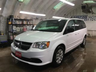 Used 2014 Dodge Grand Caravan SXT*DUAL ROW STOW N GO*U CONNECT PHONE*POWER 3rd ROW VENTILATING WINDOWS*POWER MID-ROW WINDOWS*ROOF RAILS*KEYLESS ENTRY* for sale in Cambridge, ON