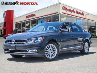 Used 2016 Volkswagen Passat COMFORTLINE for sale in Guelph, ON