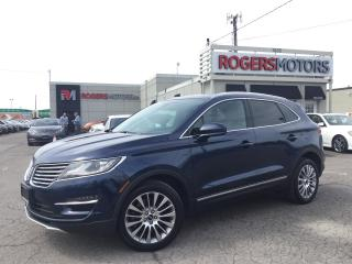 Used 2016 Lincoln MKC - 2.99% Financing | 6 Months Deferral - 2.0 AWD - NAVI - PANO ROOF - REVERSE CAM for sale in Oakville, ON