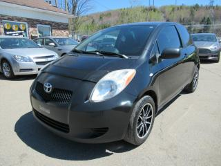 Used 2008 Toyota Yaris Hayon 3 Portes CE for sale in Quebec, QC