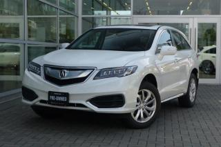 Used 2016 Acura RDX Tech at Low Kms! *Navi* for sale in Vancouver, BC