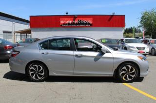 Used 2017 Honda Accord LX CVT for sale in Surrey, BC