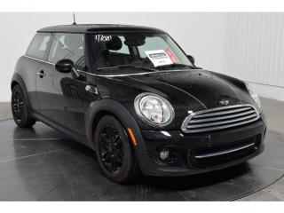 Used 2013 MINI Cooper Backer Street Cuir for sale in L'ile-perrot, QC