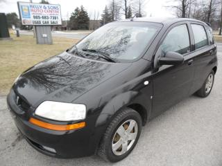 Used 2008 Pontiac Wave **Certified + FREE 6 month warranty** for sale in Ajax, ON