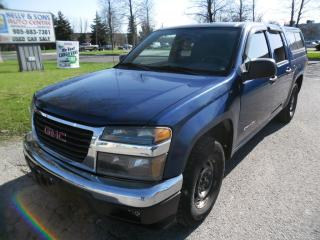 Used 2005 GMC Canyon