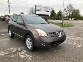 Used 2010 Nissan Rogue SL for sale in Komoka, ON