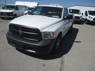 Used 2014 RAM 1500 ST.REG,CAB.LONG BOX. for sale in London, ON