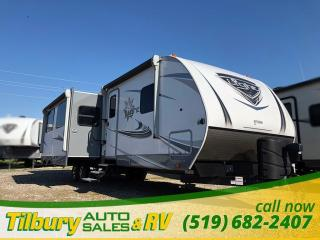 New 2019 Highland Ridge RV OPEN RANGE LIGHT 312BHS 312BHS Travel-Trailer GREAT BUNK HOUSE!! for sale in Tilbury, ON