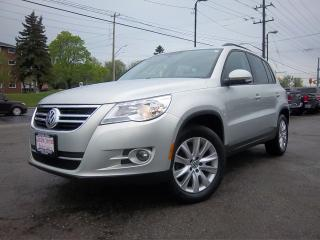 Used 2010 Volkswagen Tiguan for sale in Whitby, ON