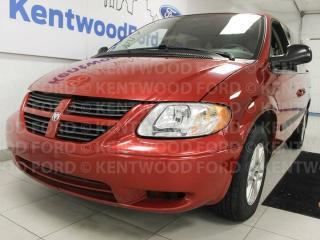 Used 2007 Dodge Caravan SE- big enough for the whole family without breaking the bank for sale in Edmonton, AB