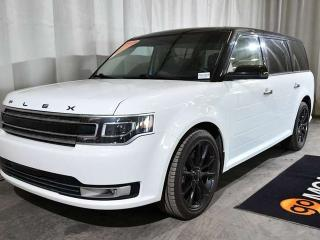Used 2016 Ford Flex Limited 4dr AWD Sport Utility for sale in Red Deer, AB