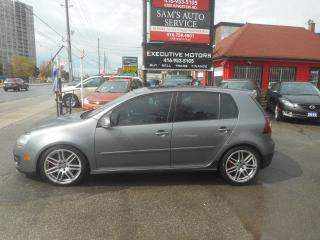 Used 2007 Volkswagen GTI GTI ONE OWNER SUPER CLEAN!! for sale in Scarborough, ON