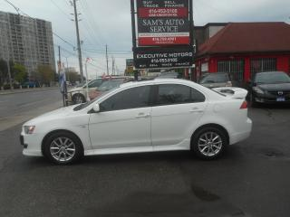 Used 2010 Mitsubishi Lancer GTS for sale in Scarborough, ON