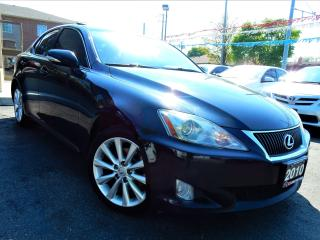 Used 2010 Lexus IS 250 AWD ***PENDING SALE*** for sale in Kitchener, ON