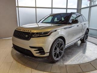 Used 2018 Land Rover Range Rover Velar Certified - One Owner - Accident Free! for sale in Edmonton, AB
