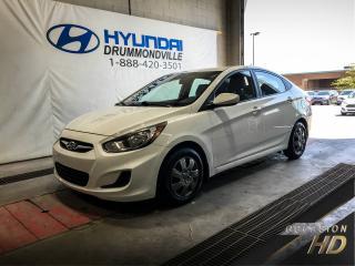 Used 2013 Hyundai Accent GL + AUTOMATIQUE + A/C + CRUISE + BLUETO for sale in Drummondville, QC