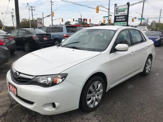 Used 2010 Subaru Impreza 2.5i l AWD l Bluetooth l Navigation for sale in Waterloo, ON