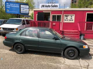 Used 2001 Toyota Corolla CE for sale in Toronto, ON