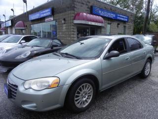 Used 2005 Chrysler Sebring Touring for sale in Windsor, ON