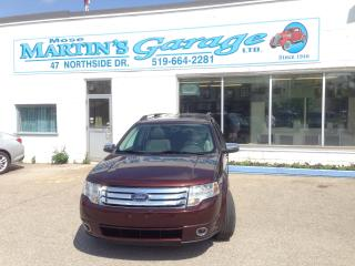 Used 2009 Ford Taurus X LIMITED for sale in St Jacobs, ON
