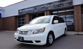 Used 2008 Honda Odyssey EX-L 8 PASSENGERS BACK-UP CAMERA NO ACCIDENT for sale in Mississauga, ON