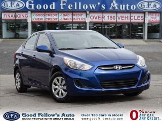 Used 2016 Hyundai Accent Special Price Offer For GL MODEL ...! for sale in North York, ON