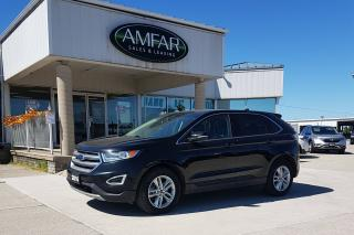 Used 2016 Ford Edge AWD / LEATHER / NO PAYMENTS FOR 6 MONTHS !! for sale in Tilbury, ON