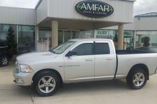 Used 2011 RAM 1500 4X4 / 4 DOOR / SLT / NO PAYMENTS FOR 6 MONTHS  !! for sale in Tilbury, ON