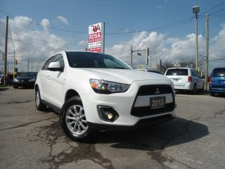 Used 2013 Mitsubishi RVR AWD AUTO 4CY GAS SAVER PW PL PM A/C NO ACCIDENT LO for sale in Oakville, ON
