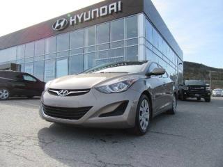 Used 2015 Hyundai Elantra GL for sale in Corner Brook, NL