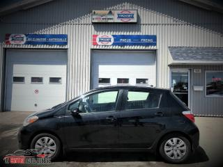 Used 2012 Toyota Yaris Hayon 5 portes, boîte automatique, LE for sale in Quebec, QC