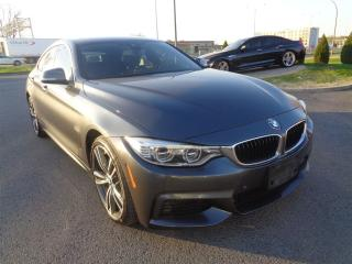 Used 2015 BMW 435i Xdrive M Performance I for sale in Dorval, QC