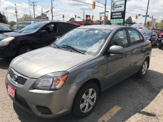 Used 2011 Kia Rio EX l Heated Seats l Bluetooth for sale in Waterloo, ON